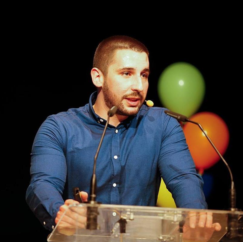 Marko Obradović, pedijatrijski tehničar, prvi prijatelj Vaše bebe