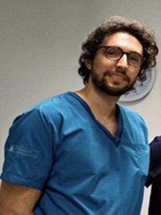Matija Krunić klinicki embriolog Bolnica Jevremova